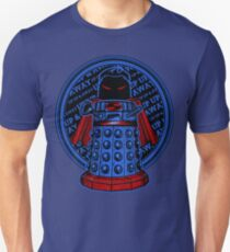 Up, Up, Away, and Exterminate!! T-Shirt