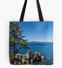 East Shore Lake Tahoe IV Tote Bag