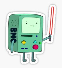 Sith BMO Sticker