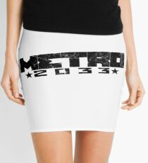 Metro 2033 Mini Skirt