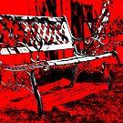 Red Hot by pat gamwell