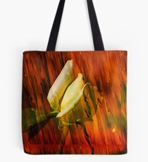 Into The Fire Tote Bag