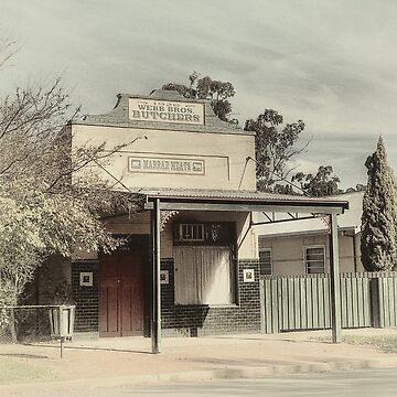 Webb Bros., Butchers ~ Marrar NSW by RosalieDale