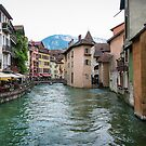 Annecy, France by bungeecow
