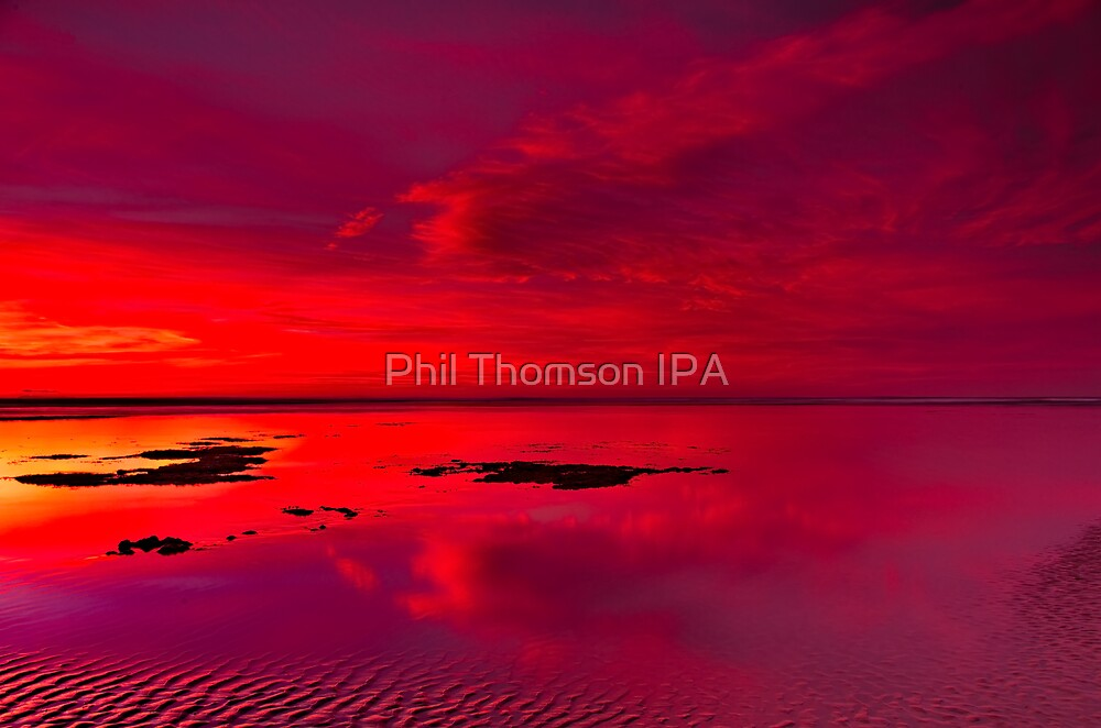 """""""Reflections Of The Dawn"""" by Phil Thomson IPA"""