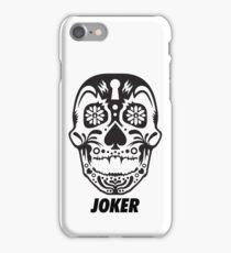 iPhone Case - The Joker B&W iPhone Case/Skin