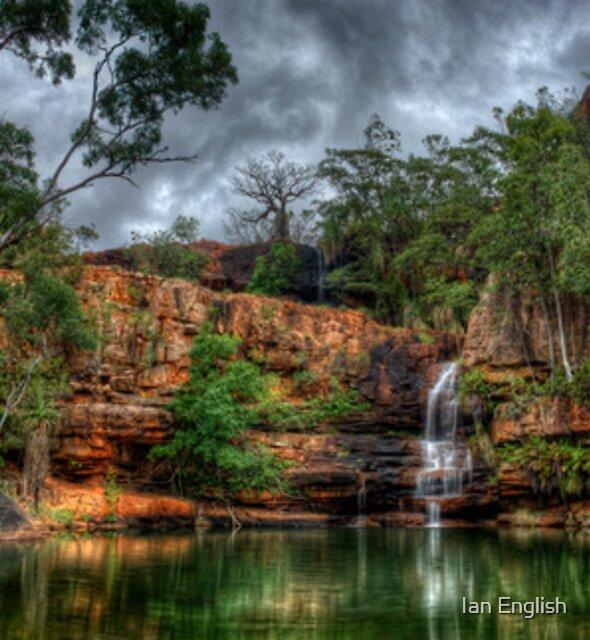 Galvans Gorge - WA by Ian English