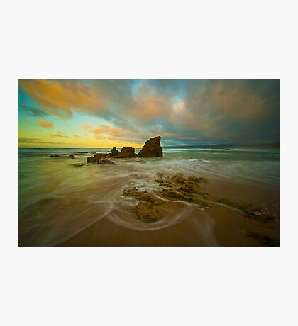 Aireys Inlet Sunrise 2 Photographic Print