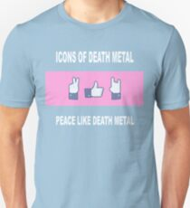 Peace Like Death Metal T-Shirt
