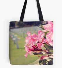 The Memory of the Heroes Tote Bag