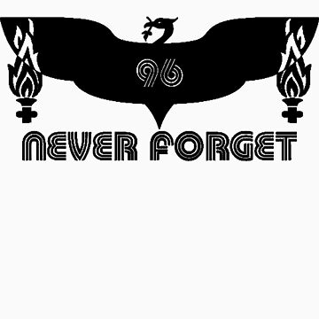 LFC 96 Never Forget - Black by PX54