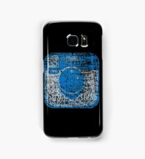 Minimal instagram Samsung Galaxy Case/Skin