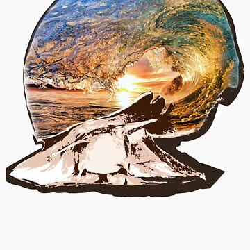 Surf snail by ClamJam