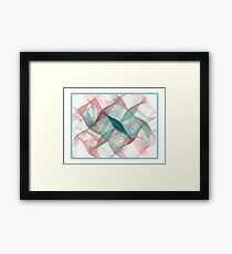 ©DA Arise Veil Framed Print