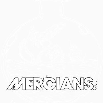 We Don't Even Live by the Sea - Mercians Top by MercianSmith