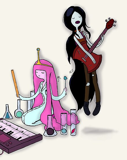 Music Time by godlessmachine