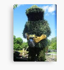 What's That Buzzing? Canvas Print