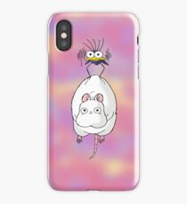 Spirited Away Mouse and Fly iPhone Case