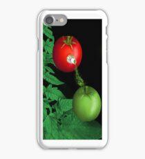 TOMATOE SPOUT SPLASH OF COLOUR IPHONE CASE iPhone Case/Skin