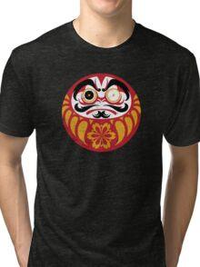 Kabuki Daruma Tri-blend T-Shirt