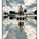 Thailand Temple by BobbiFox