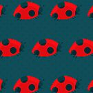 Lady Bug Pattern by rusanovska