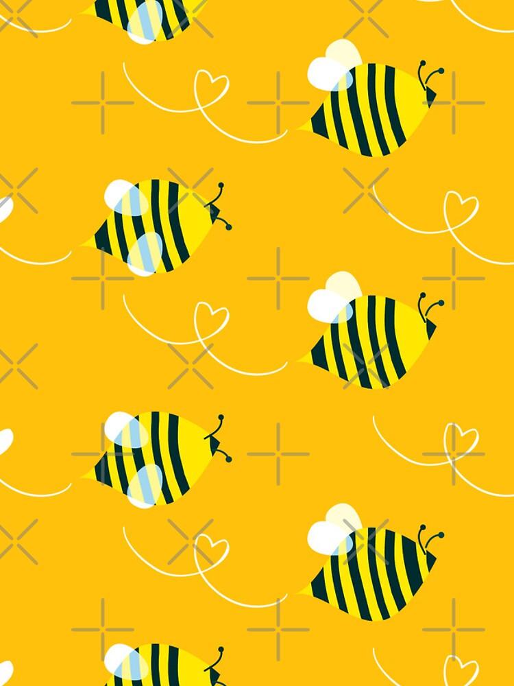 Bees by rusanovska