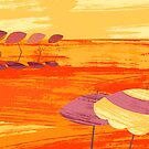 Seaside Sunset by rusanovska