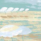 Morning Beach by rusanovska
