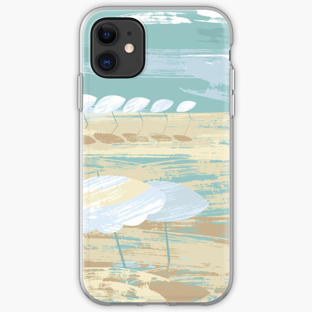Morning Beach iPhone Case & Cover