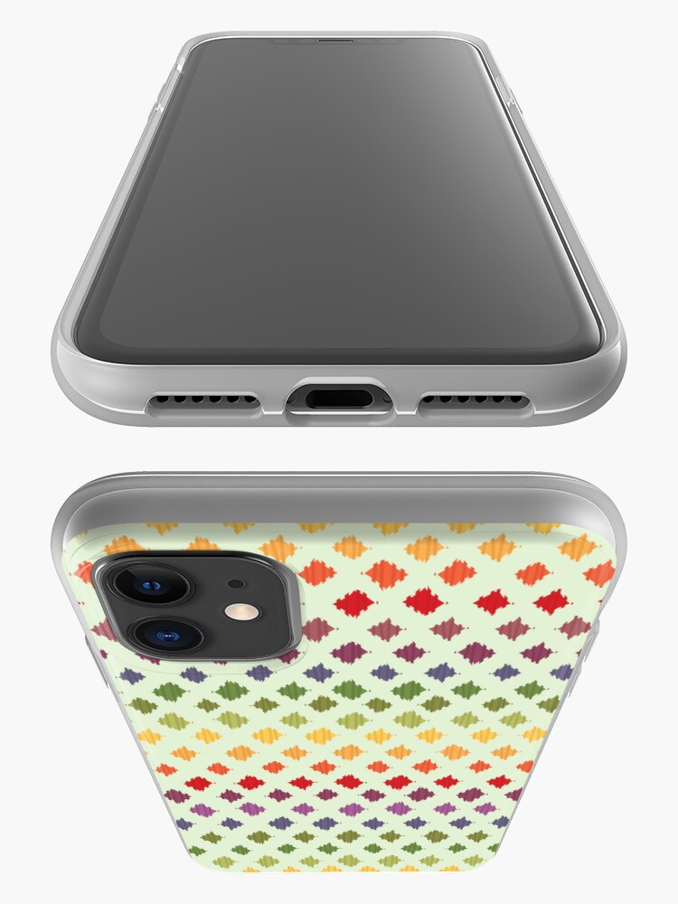 Alternate view of Ikat Pattern iPhone Case & Cover