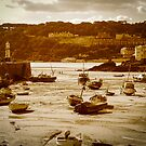 St Ives, Cornwall, England by bungeecow