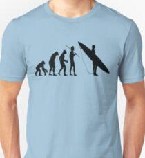 Evolution to Surfer T-Shirt