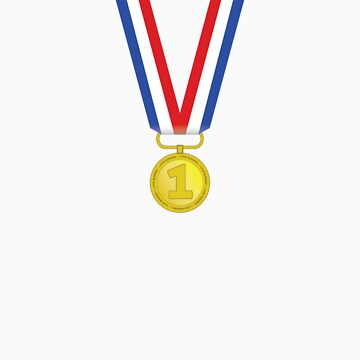 Medal | Gold by Elefje