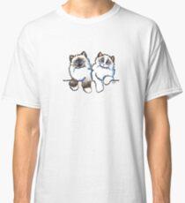 Pair of Dolls | Ragdoll Cats Classic T-Shirt