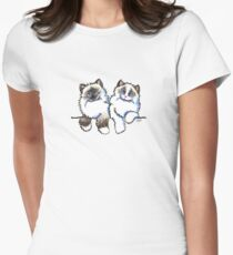 Pair of Dolls | Ragdoll Cats T-Shirt
