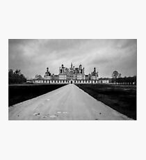 Chambord Chateau Photographic Print