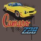 Camaro Z28 by Steve Harvey