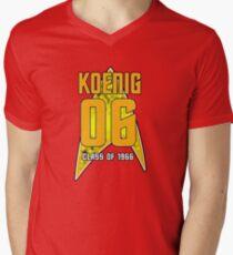 CLASS OF 1966: KOENIG Mens V-Neck T-Shirt