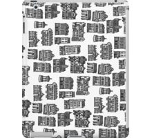 Little Edinburgh (TILED PATTERN) iPad Case/Skin