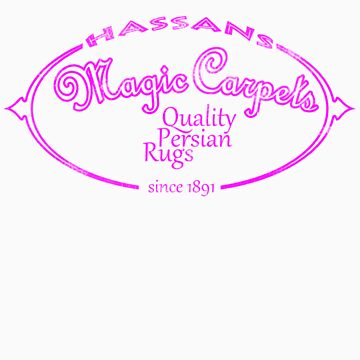 Hassans Magic Carpets by HaroldRamp