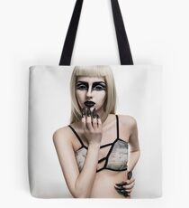 Angel of Death Photograph Tote Bag