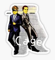 Cage Sticker