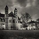 St. Servaasbasiliek by Mark Bunning
