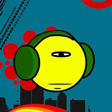 City Funk by esemyu