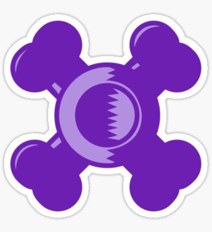 Team Purple Sticker