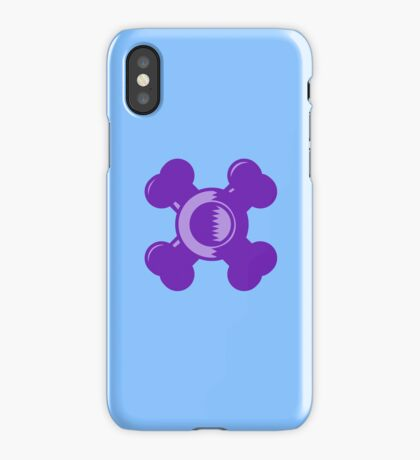 Team Purple iPhone Case/Skin