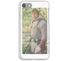 Bradley James - Merlin - Prince Arthur iPhone Case/Skin