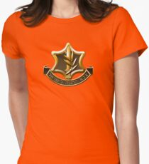 IDF 8 Women's Fitted T-Shirt