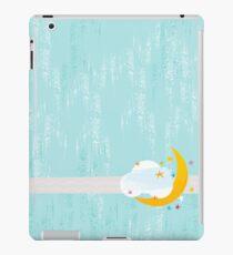 Moon in a Cloud iPad Case/Skin